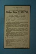 Victor Terneven épx Kabergs Binderveld 1902 Runkelen 1949 /037/ - Images Religieuses