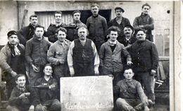 Ateler Des Carbures Metalliques 1929  (lot AD28) - Industry
