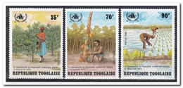 Togo 1984, Postfris MNH, Agriculture - Togo (1960-...)
