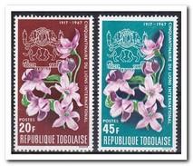Togo 1967, Postfris MNH, Flowers - Togo (1960-...)
