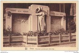 VIRTON - Monument Commémoratif (1914-1918) - Edit. : Syndicat D'Initiative, Virton - Virton