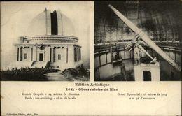 06 - NICE - Observatoire - Monuments, édifices