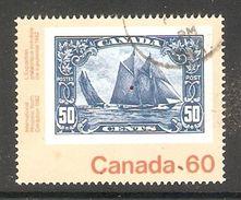 005147 Canada 1982 Exhibition 60c FU - 1952-.... Reign Of Elizabeth II
