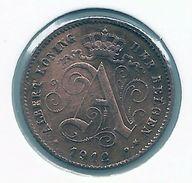 1 Cent 1912 Vlaams * Z.Fraai / Prachtig * Nr 9476 - 1909-1934: Albert I