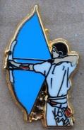 TIR A L'ARC - FLECHES - A.C.I. - ARCHER -        (JAUNE) - Archery