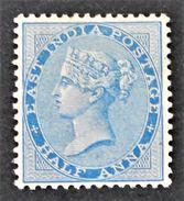 VICTORIA 1856/64 - NEUF *  - YT 9 - India (...-1947)