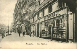 13 - MARSEILLE - Rue Noailles - Magasin Cassoute - Canebière, Centre Ville