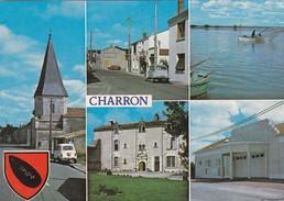 CHARRON  - Vues Multiples Pas Courante. - France