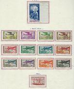 AEF, à La Page, Sur Charniére ( Poste Aérienne ) - A.E.F. (1936-1958)