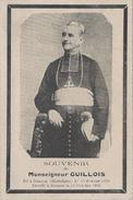 Souvenir De Monseigneur Guillois. Né à Mauron Le 26/02/1833...... - Autres Communes