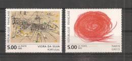 FRANCE 1993 /  N° 2834/2835  Neufs** /Tableaux Grèce Et Portugal/ Cote 2013 = 4.60 Euro - France