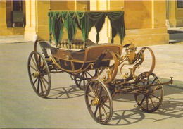 KINDERWAGEN DES KRONPRINZEN RUDOLPHS UM 1860 - Taxi & Carrozzelle