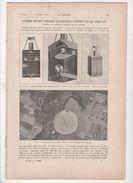 LA NATURE 01 01 1898 - AEROSTATION - MISSION VOULET Burkina Faso - SOIE DE CHARDONNET BESANCON - CONGRES GEOLOGIE RUSSIE - Periódicos