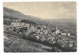 ASSISI - PANORAMA PARZIALE CHIESE DI S. RUFINO E S. CHIARA NV FG - Perugia