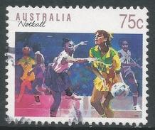 Australia. 1989 Sports. 75c Used SG 1188 - Used Stamps
