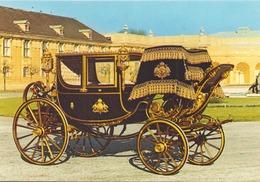 CAROSSE DE L IMPERATRICE ELIZABETH - Taxi & Carrozzelle