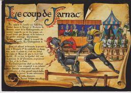 Le Coup De Jarnac (16)  - - Fiabe, Racconti Popolari & Leggende