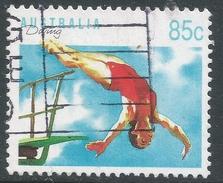 Australia. 1989 Sports. 85c Used SG 1190 - Used Stamps