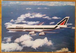 ALITALIA - BOEING 747 - 1946-....: Era Moderna