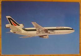 ALITALIA - McDonnell Douglas DC-10/30 - 1946-....: Moderne