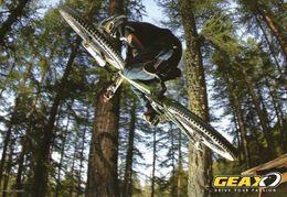 B 1163 - Sport, Ciclismo, Geax - Cyclisme
