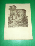 Cartolina Poggio Mirteto ( Sabina ) - Particolare 1939 - Rieti
