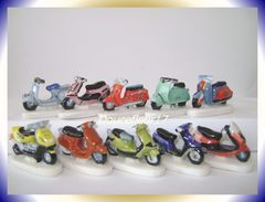 Scooters ... Série Complète .. Ref AFF : 56-2004 ( Pan 0022) - Sports