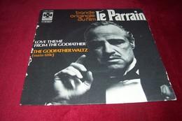 LOVE THEME FROM THE GODFATHER  ° LE PARRAIN  °°  BANDE ORIGINAL DE FILM - Soundtracks, Film Music