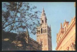 *Sevilla. La Giralda* Ed. 3D Stereorama Española S.A. Nº E-5005. Nueva. - Estereoscópicas