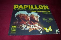 JERRY GOLDSMITH ° THEME FROM PAPILLON SURVIVAL °° BANDE ORIGINALE DU FILM - Soundtracks, Film Music