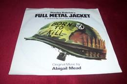 ABIGAIL MEAD  ° I WANNA BE YOUR DRILL INSTRUCTOR °°  FULL METAL JACKET °° BANDE ORIGINALE DU FILM - Soundtracks, Film Music