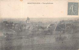 Montholier Canton Poligny - Autres Communes