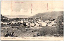 88 FERDRUPT - Vue Générale De Ferdrupt Et Vallée De La Moselle  (Recto/Verso) - Otros Municipios