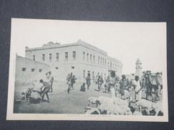 DJIBOUTI - Carte Postale De Djibouti , Le Marché Aux Bestiaux- L 9309 - Gibuti