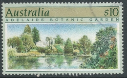 Australia. 1989 Botanic Gardens. $10 Used SG 1201 - Used Stamps