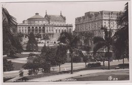 Brésil,brasil,SAO PAULO,CARTE PHOTO,THEATRE,HOTEL - São Paulo