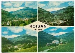 ROISAN - VAL D'AOSTA - 1974 - Vedi Retro - Aosta