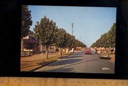 STELLA PLAGE Pas De Calais 62 : Le Boulevard Labrasse / Commerce Presse Journaux / Auto Citroen 2CV 2 CV - Andere Gemeenten