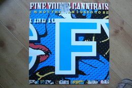 Fine Young Cannibals - I'm Not The Man I Used To Be- Pop - Vinyle Maxi 45T - 1989 (Voir Scan Et Description) - 45 Rpm - Maxi-Single