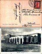 6406a)cartolina  -  Bengasi-mercato Cav.g.nascia E Figlio - Libia