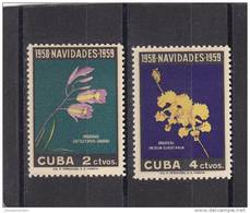 Cuba Nº 496 Y 497 - Unused Stamps