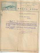 ZARAGOZA ESPAGNE ANOS CURTIDOS CUIRS PEAUX  ANNONAY - Spagna