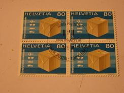 SUISSE  BLOC   U P U  Service 1976 - Blocchi & Foglietti