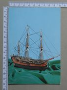 GREAT BRITAIN - THE ENDEAVOUR - (Nº18453) - Warships
