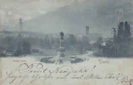 Trento - Piazza Dante (2968) * 29. 12. 1898 - Trento