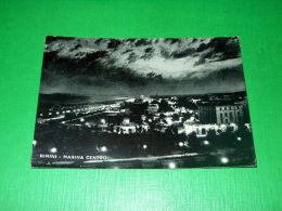 Cartolina Rimini - Marina Centro 1960 - Rimini