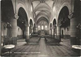 Y4116 Susa (Torino) - Chiesa Di San Francesco - Interno / Non Viaggiata - Other Cities
