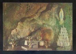 Postal 3D. *Nuestra Señora De Lourdes* Ed. Fisa Nº R-267. Nueva. - Estereoscópicas