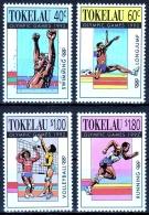 Tokelau MiNr. 184/87 ** Olympische Sommerspiele In Barcelona - Tokelau