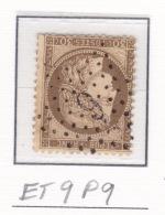 Etoile 9 P9 Sur 56 - Marcophilie (Timbres Détachés)
